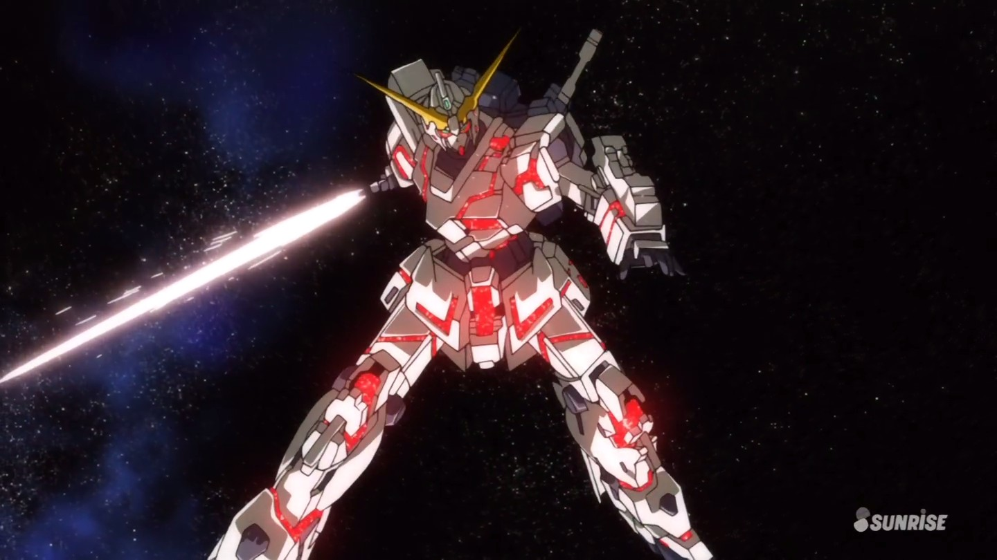 Gundam Unicorn: Day of the Unicorn | No Life......